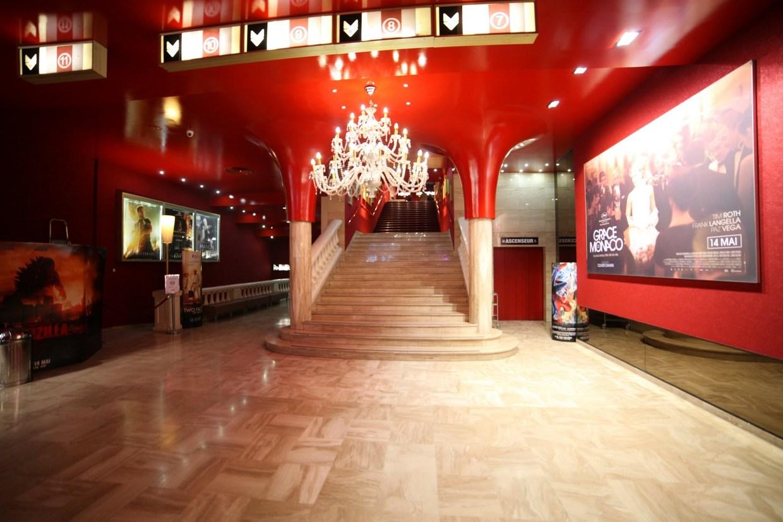 Location de salle au Cinéma Marseille - Le Prado