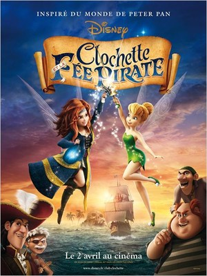 clochette pirate WD