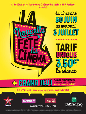 Fete du cinema 2013