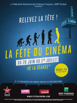 FETE DU CINEMA 2015