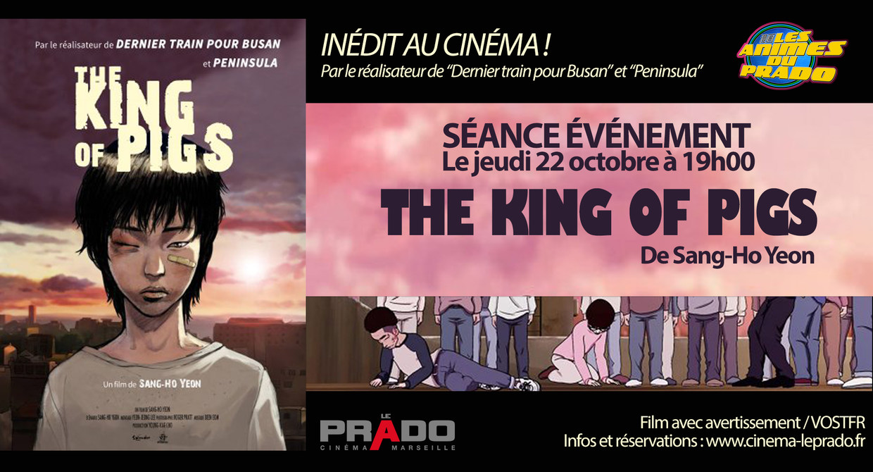 Photo du film The King of Pigs