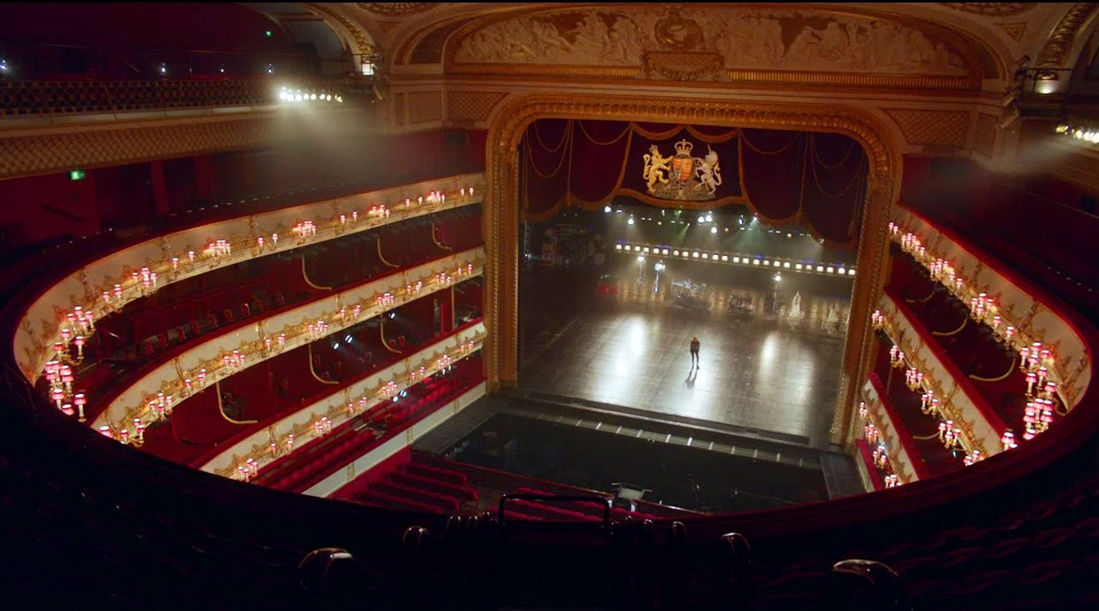 INFORMATION ANNULATION ROYAL OPÉRA HOUSE DE LONDRES