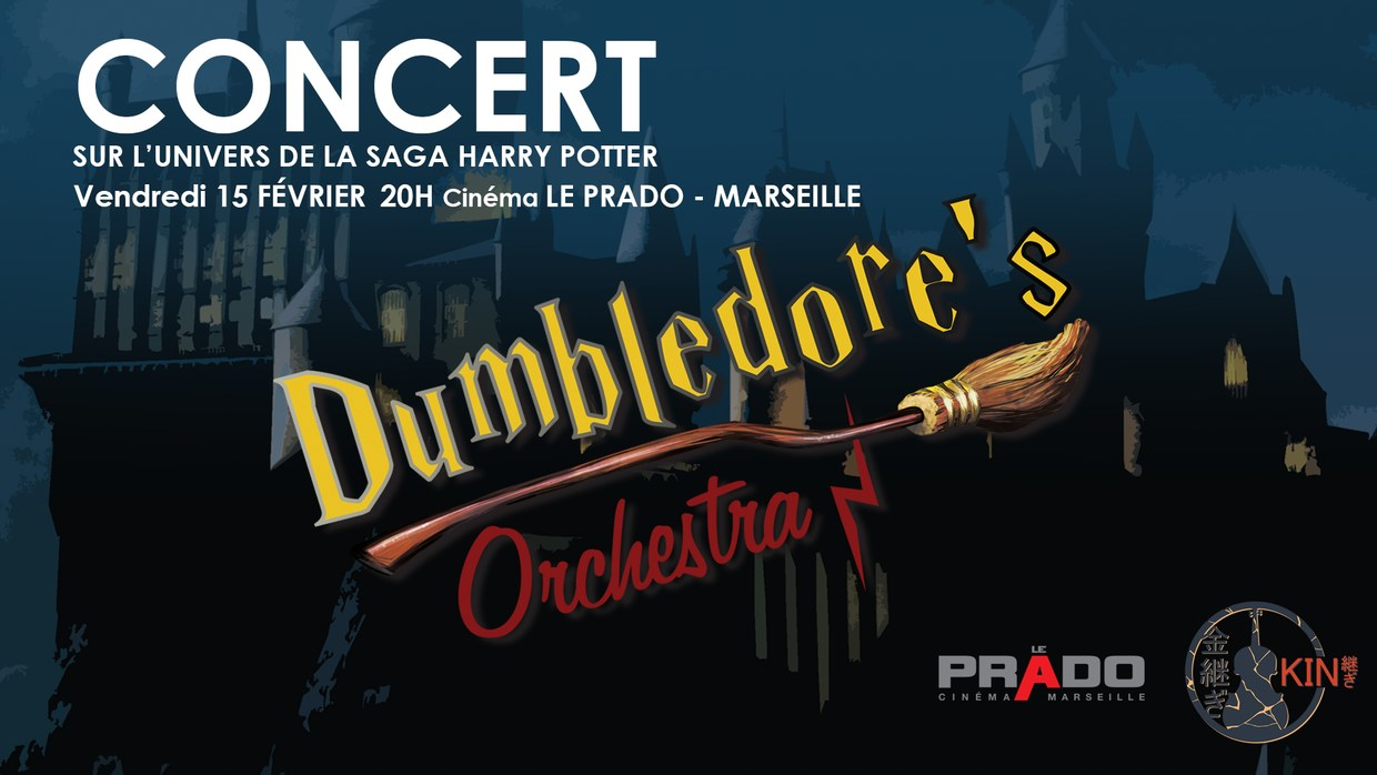 Photo du film Concert : Dumbledore's Orchestra