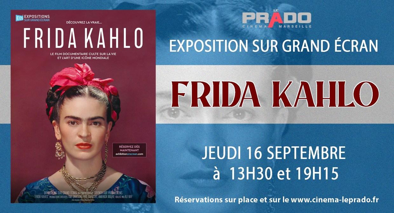 Photo du film Exhibition On Screen: Frida Kahlo