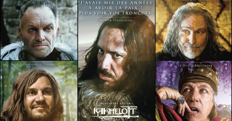 Photo du film Kaamelott – Premier volet