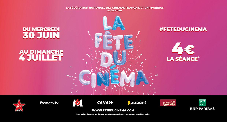 LA FETE DU CINEMA 2021
