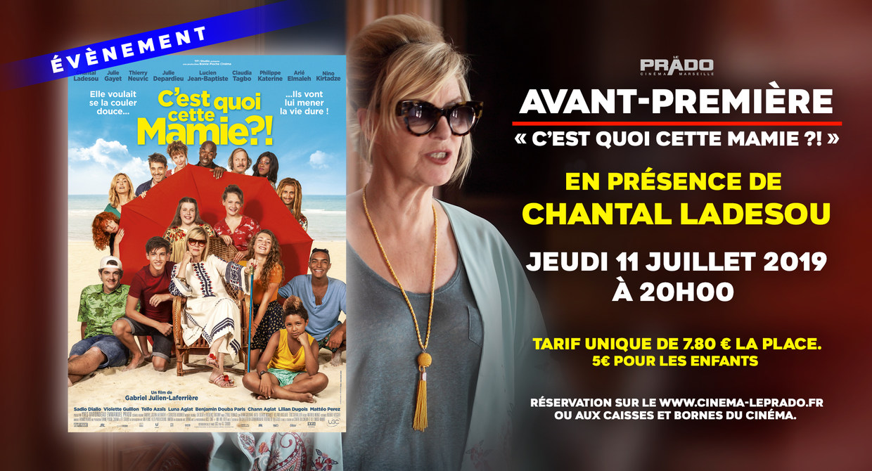 Photo du film C'est quoi cette mamie?!