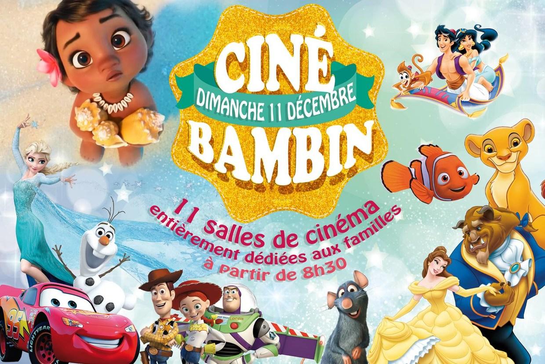 Photo du film CINE BAMBIN