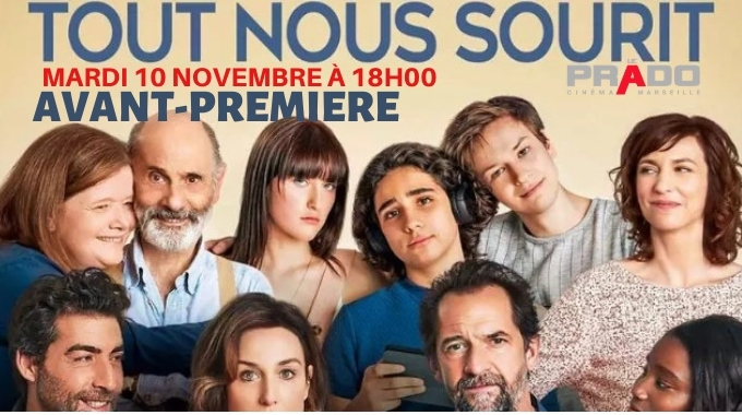 Photo du film Tout nous sourit